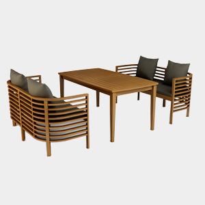 Общественная мебель